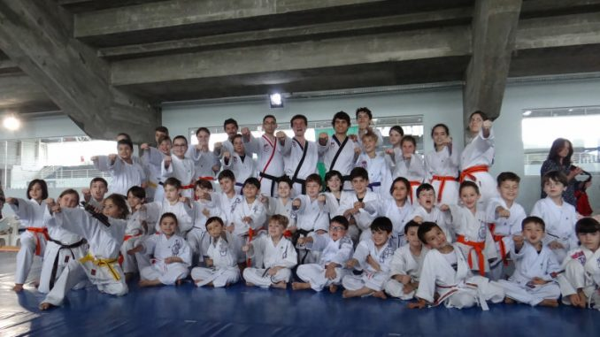 Taekwondo ATA Pedra Branca