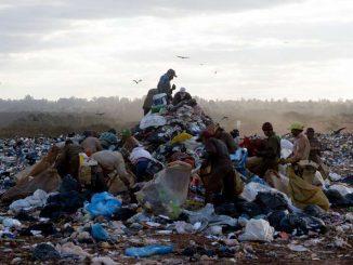 Para uma Cidade ser de Luxo precisa reciclar seu Lixo
