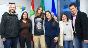 Estudantes de Biguaçu selecionados na Olimpíada Brasileira de Astronomia e Astronáutica