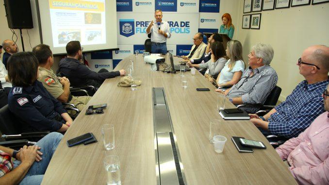 Prefeitura de Florianópolis lança Operação Verão 2019
