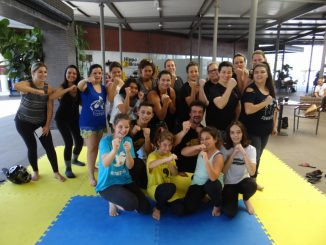 Workshop gratuito de defesa pessoal tática para mulheres ensina técnicas para sair de situações de perigo