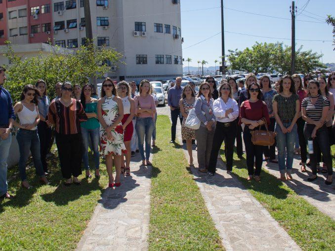 Centro de Referência de Assistência Social é inaugurado em São José- SC